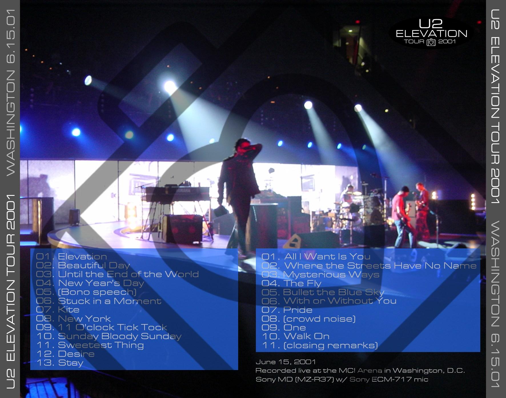 Michael Jay Sherman | U2 | Bootlegs